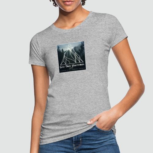 Soul Trek Ventures 'Rain Forest' - Vrouwen Bio-T-shirt