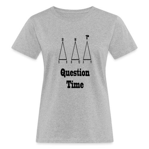 1 - T-shirt ecologica da donna