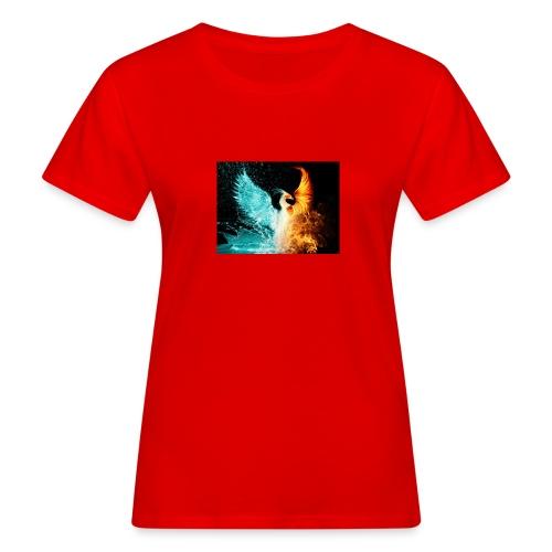 Elemental phoenix - Women's Organic T-Shirt