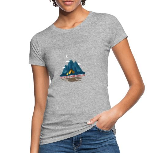 Into the wild - T-shirt bio Femme