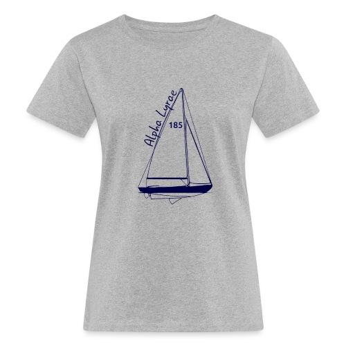 dos - T-shirt bio Femme