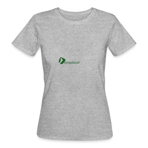 Logo DomesSport Green noBg - Frauen Bio-T-Shirt