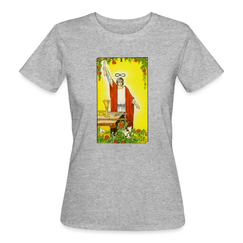 tarot - Vrouwen Bio-T-shirt