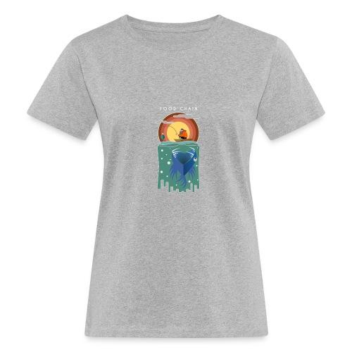 Food chain - T-shirt bio Femme