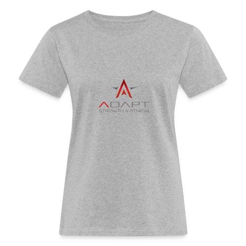 Adapt Strength & Fitness - Women's Organic T-Shirt