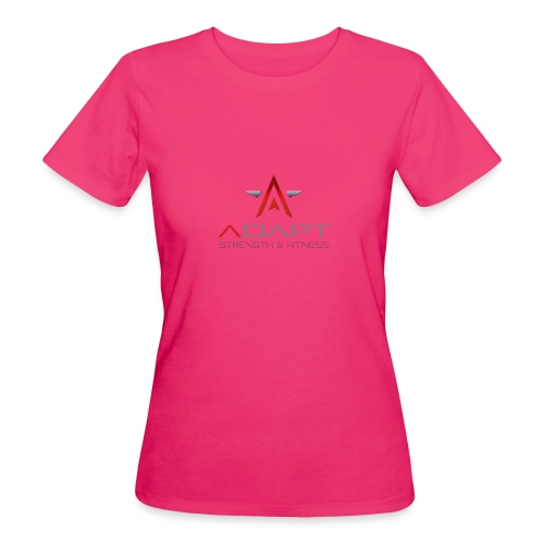 Adapt Strength & Fitness - Women's Organic T-Shirt