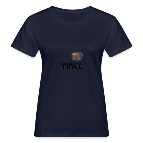 THICC Merch - Women's Organic T-Shirt