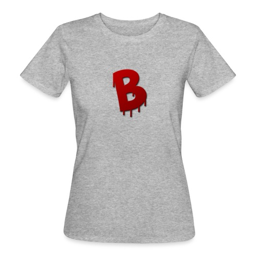 Rood Bartjuh - Vrouwen Bio-T-shirt