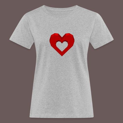 Heart Illusion - Organic damer