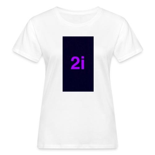 2i - T-shirt bio Femme