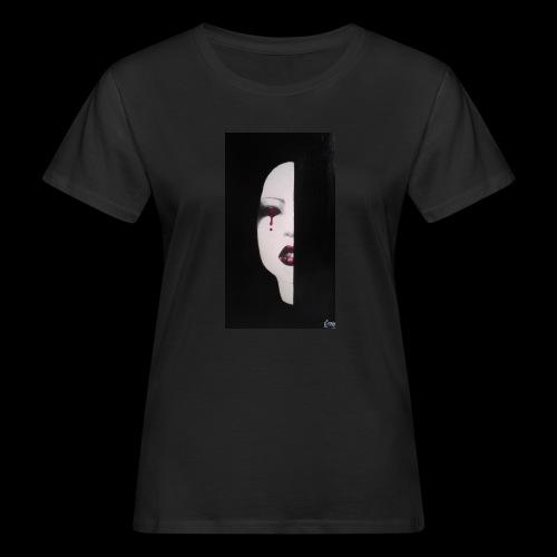 BlackWhitewoman - T-shirt ecologica da donna