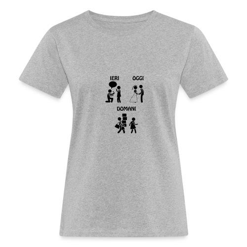 4 - T-shirt ecologica da donna