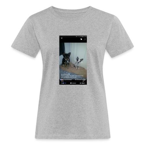 Dogs - Women's Organic T-Shirt