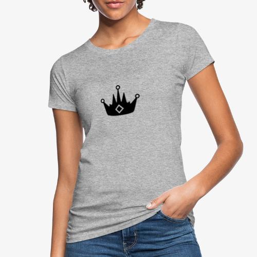 CORONA DELL'ABBIGLIAMENTO - T-shirt ecologica da donna