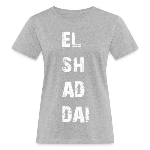 EL SH AD DAI 2 - Frauen Bio-T-Shirt