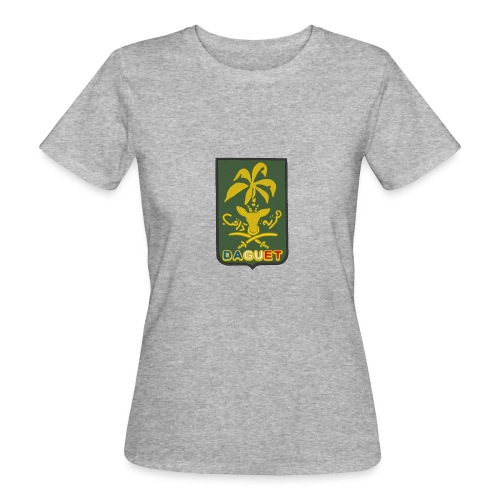 Daguet opération tempête du desert - T-shirt bio Femme