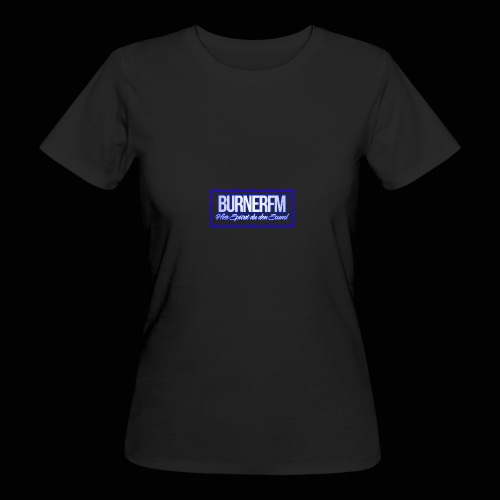 BurnerFM Hier Sürst du den Sound - Frauen Bio-T-Shirt