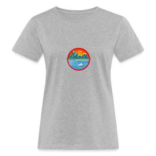 Landscape - T-shirt bio Femme