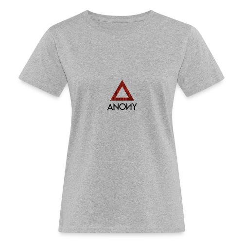 Anony Logo - Camiseta ecológica mujer