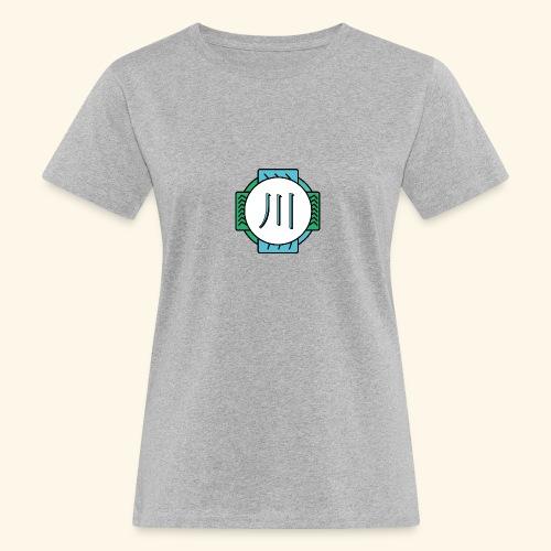 RIVER - T-shirt bio Femme