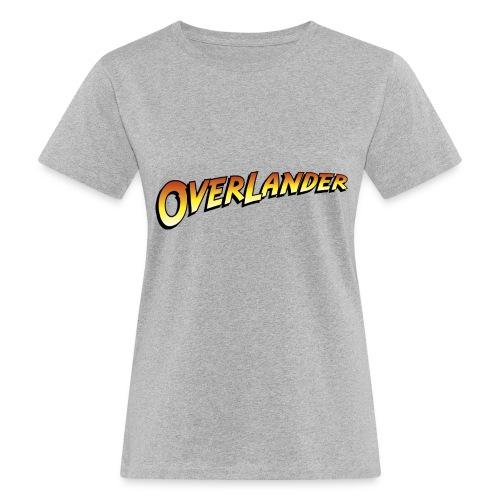 Overlander - Autonaut.com - Women's Organic T-Shirt