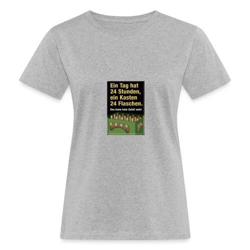 Bauern Sprüche - Frauen Bio-T-Shirt