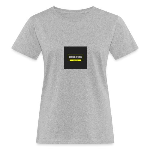 Don kläder - Ekologisk T-shirt dam