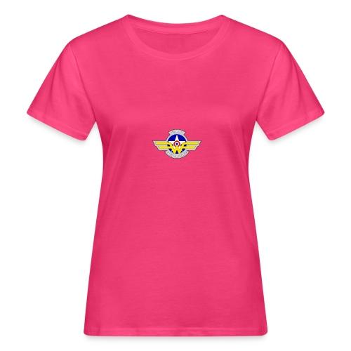 Logo French Wing - T-shirt bio Femme