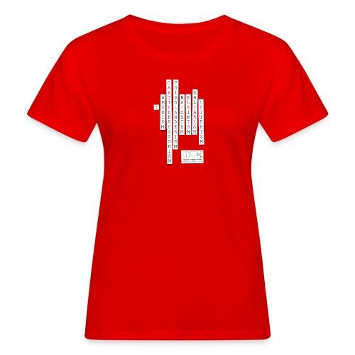 CAMISETA I BELIEVE - Camiseta ecológica mujer