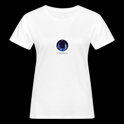 Stars4All - Camiseta ecológica mujer