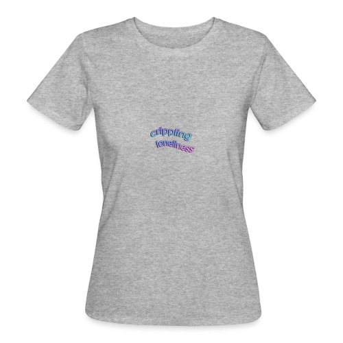 Crippling Loneliness - Camiseta ecológica mujer