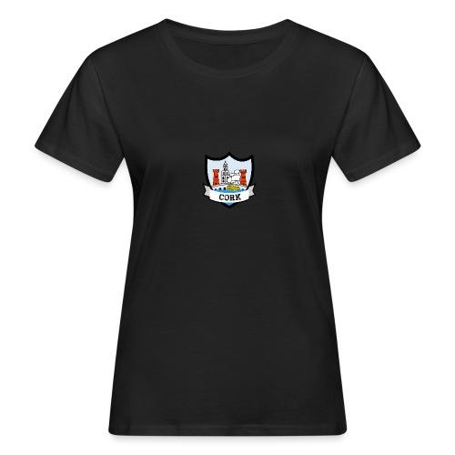 Cork - Eire Apparel - Women's Organic T-Shirt