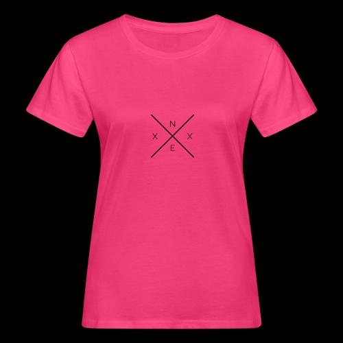 NEXX cross - Vrouwen Bio-T-shirt