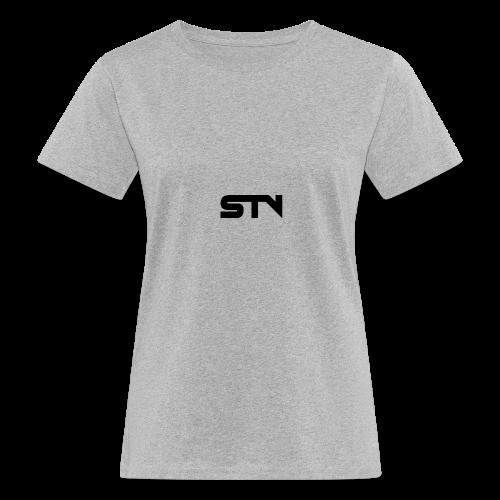 STV Logo Black - Women's Organic T-Shirt