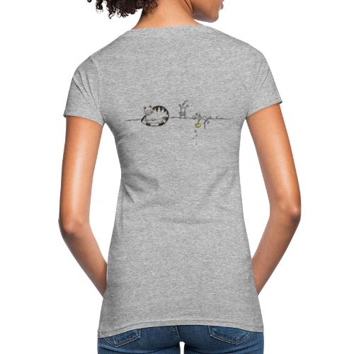 Home, sweet home - Frauen Bio-T-Shirt