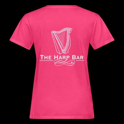 Logo The Harp Bar Paris - T-shirt bio Femme