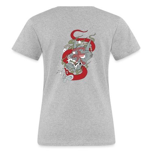 Démon - T-shirt bio Femme