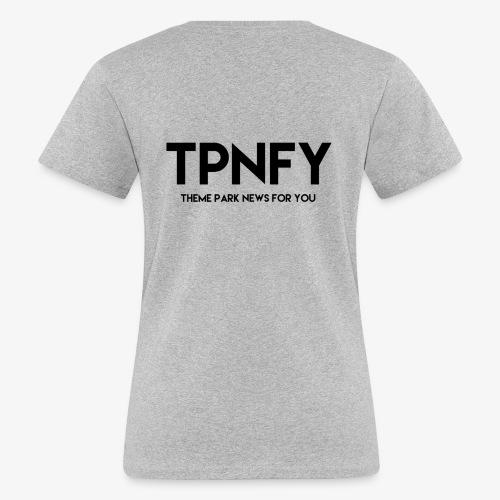 TPNFY - Women's Organic T-Shirt