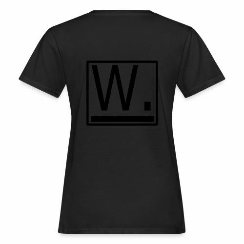 W. - Vrouwen Bio-T-shirt