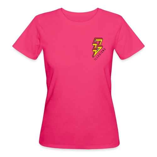 ♂ Lightning - Frauen Bio-T-Shirt