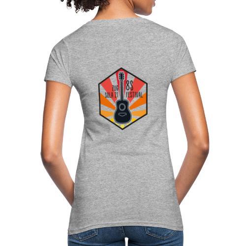 Sola21 Batch - Frauen Bio-T-Shirt
