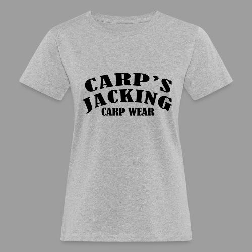 Carp's griffe CARP'S JACKING - T-shirt bio Femme