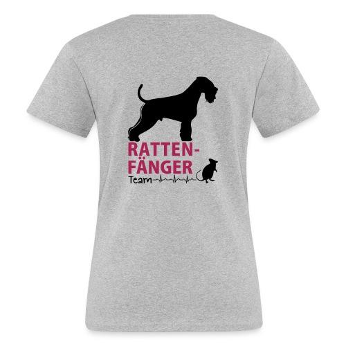 Team Rattenfänger - Frauen Bio-T-Shirt