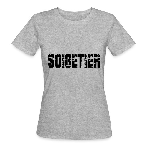 logo bad1 - Frauen Bio-T-Shirt