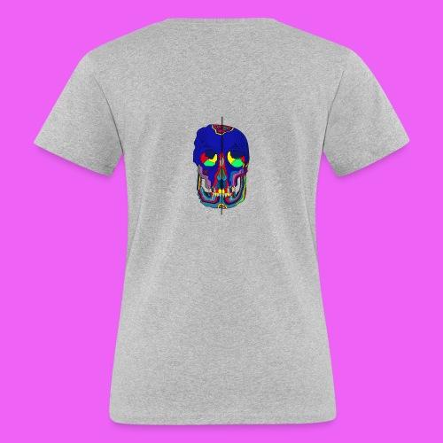 craneos 2 - Camiseta ecológica mujer