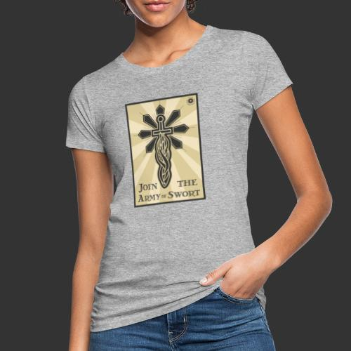 Join the Army of Swort - Women's Organic T-Shirt