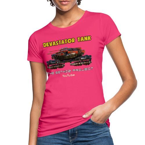 Devastator Tank by Sethioz - Women's Organic T-Shirt