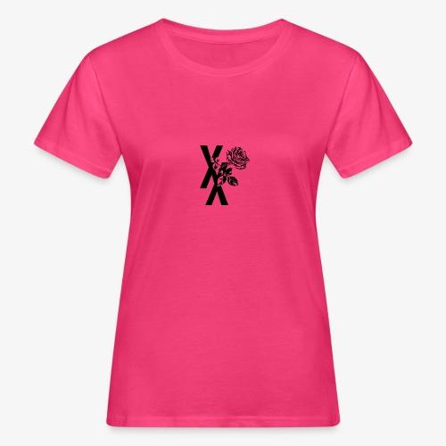 EST19XX ROSE - Vrouwen Bio-T-shirt