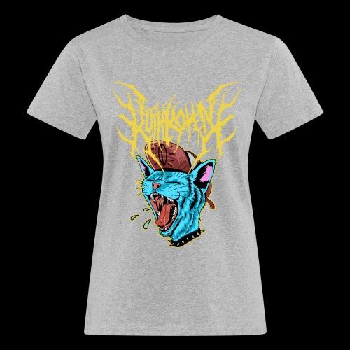 pussycat - Naisten luonnonmukainen t-paita