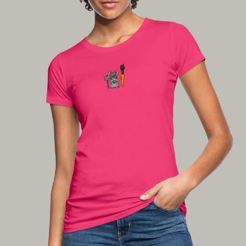 Green Rabbit - T-shirt bio Femme